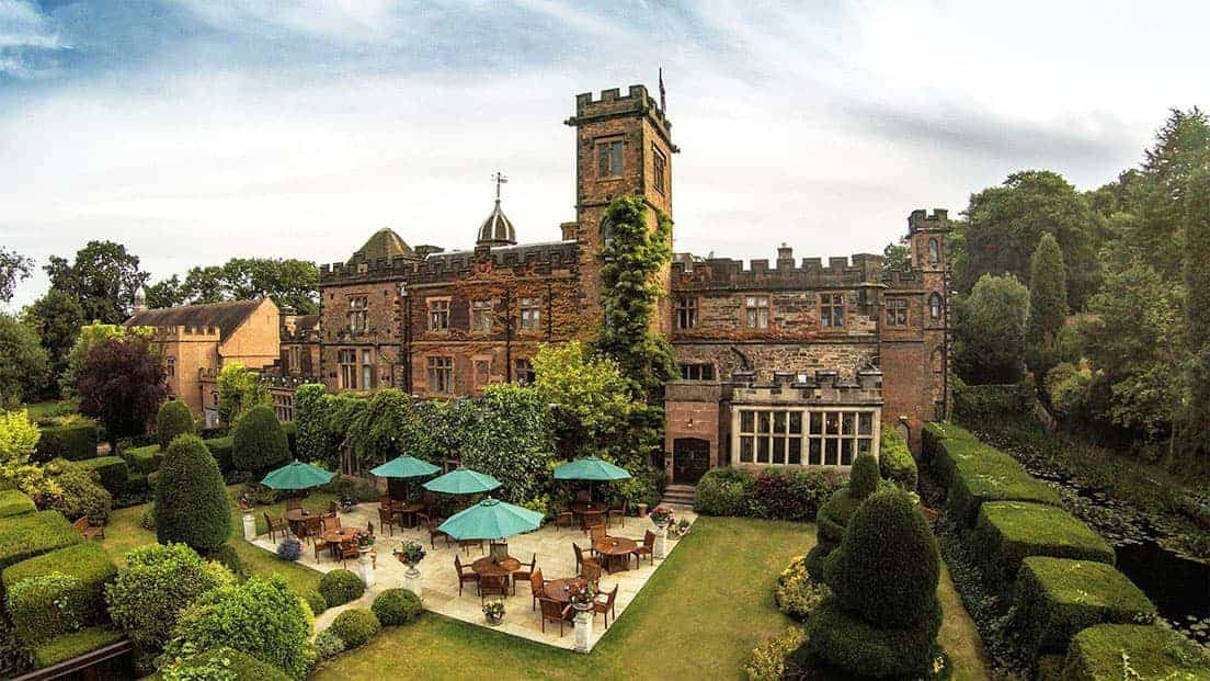 New Hall Hotel Spa Deals