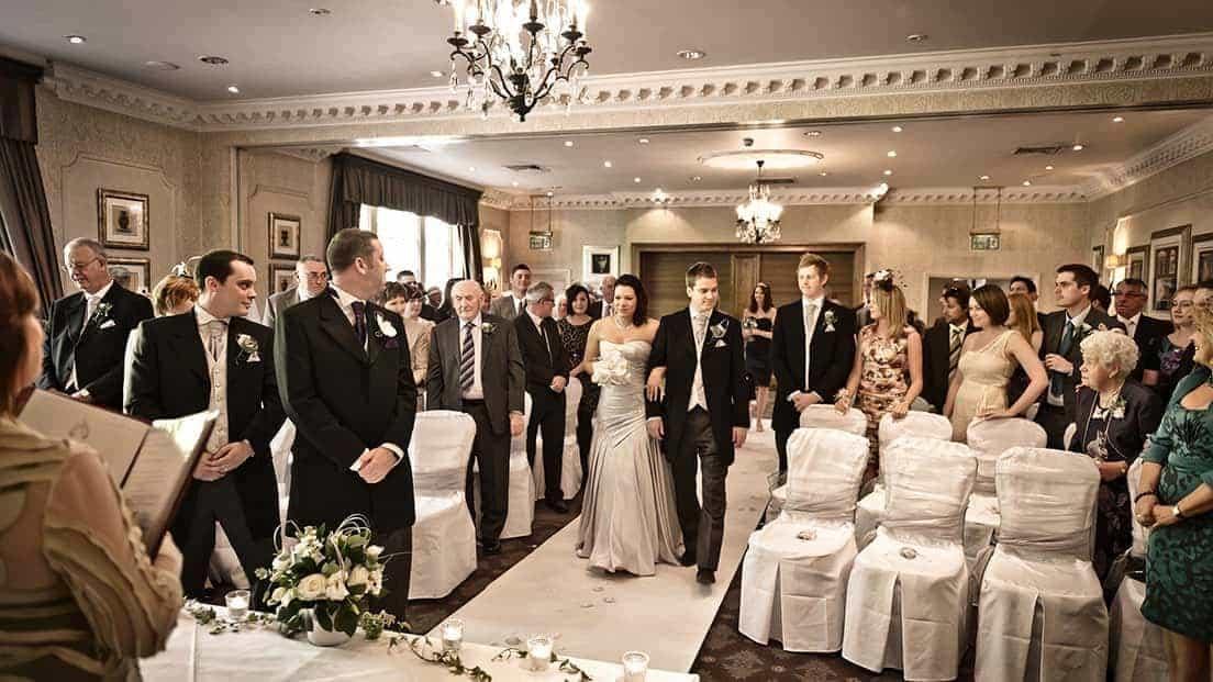 Basingstoke council wedding