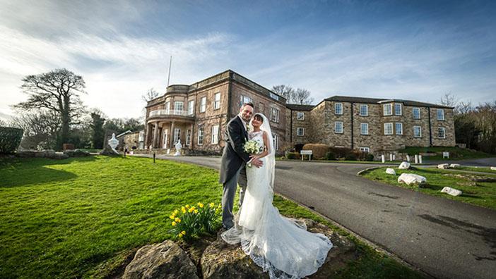 Wood hall yorkshire wedding