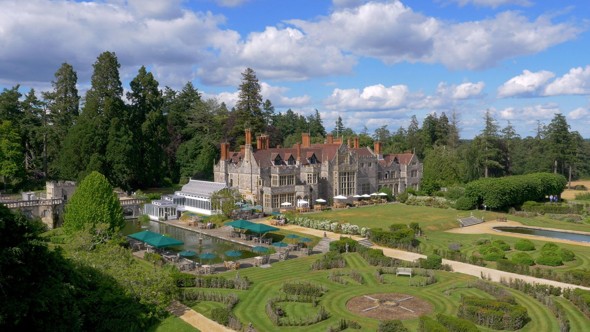 Country House Hotels Midlands