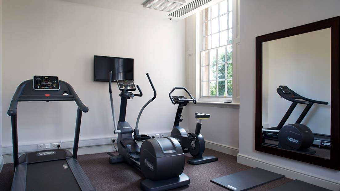 Fitness gym bailbrook house hotel