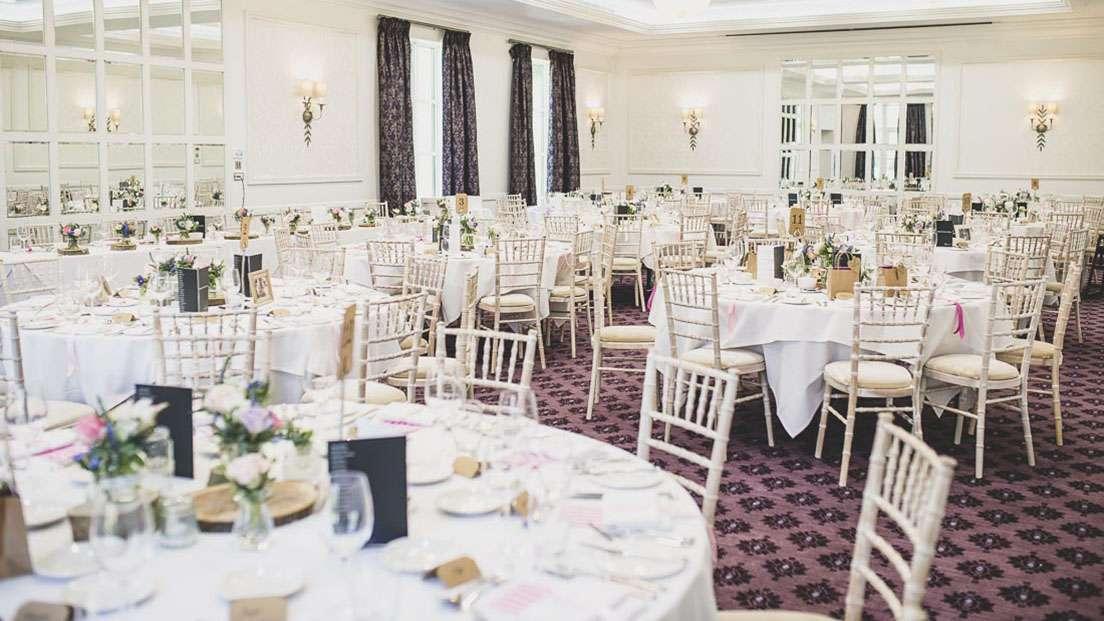 Wedding Venue In Bath Somerset Bailbrook House Hotel
