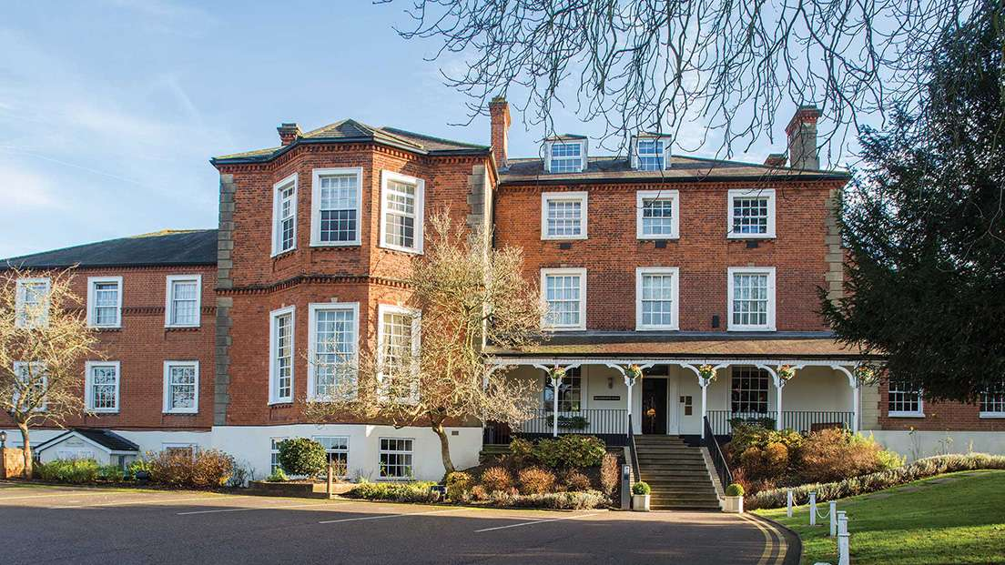 Brandshatch Place Hotel And Spa Kent