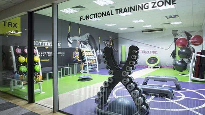 Fitness Amp Health Club In Kent Brandshatch Place Hotel