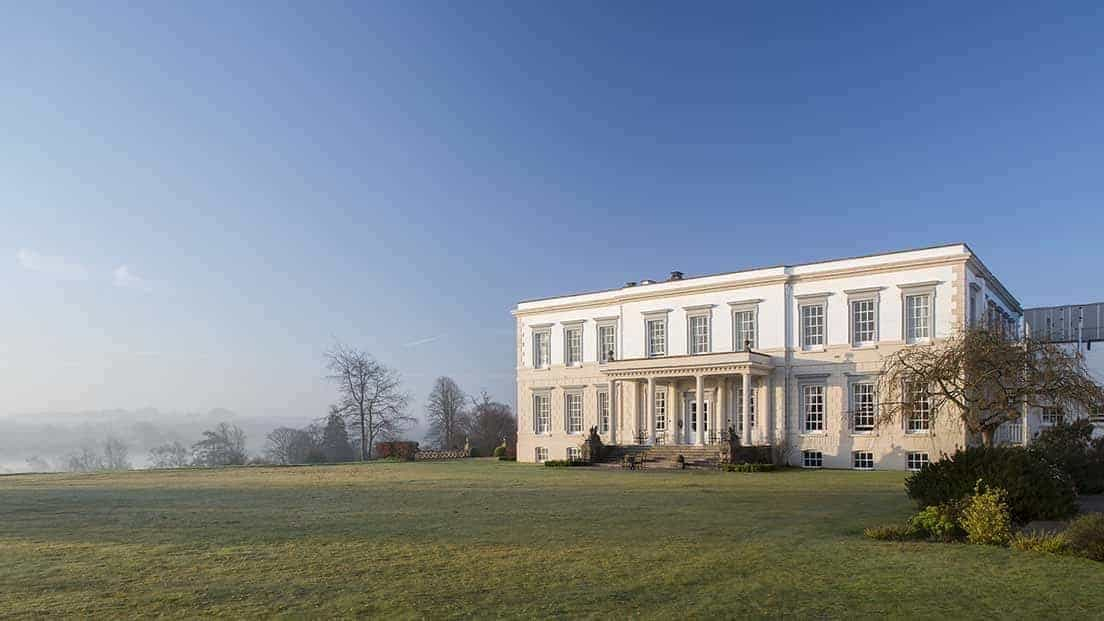Luxury hotel in east sussex uckfield buxted park hotel for Modern luxury hotels uk