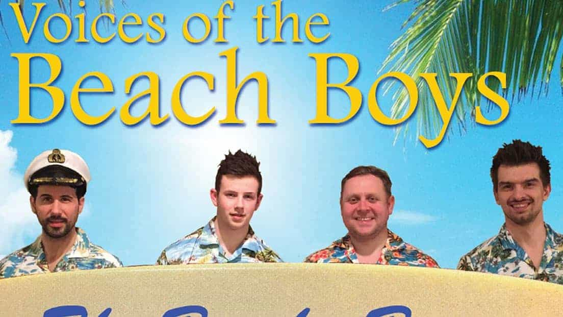 Beach Boys tribute night at Buxted Park
