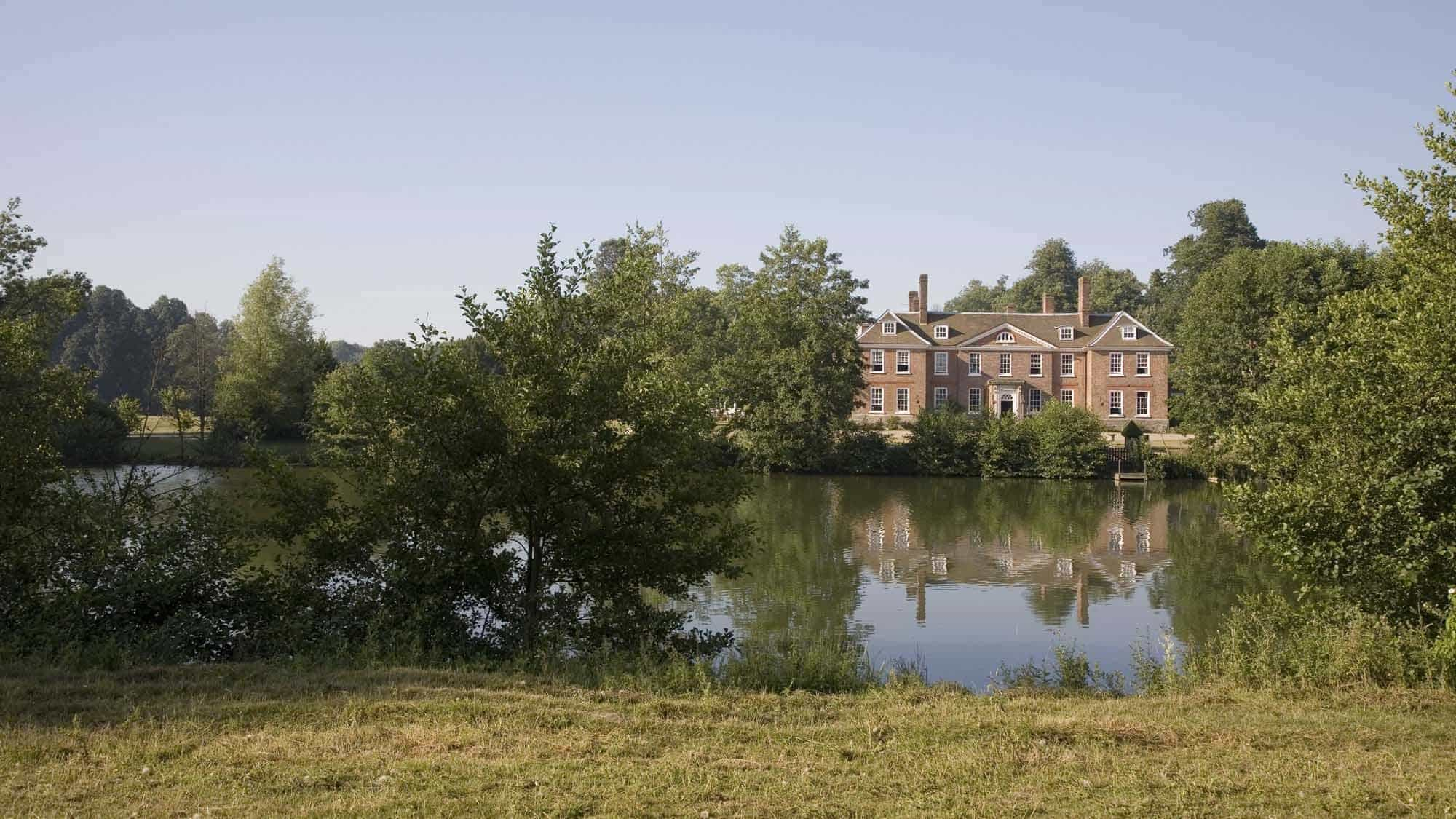 A country house hotel in Kent