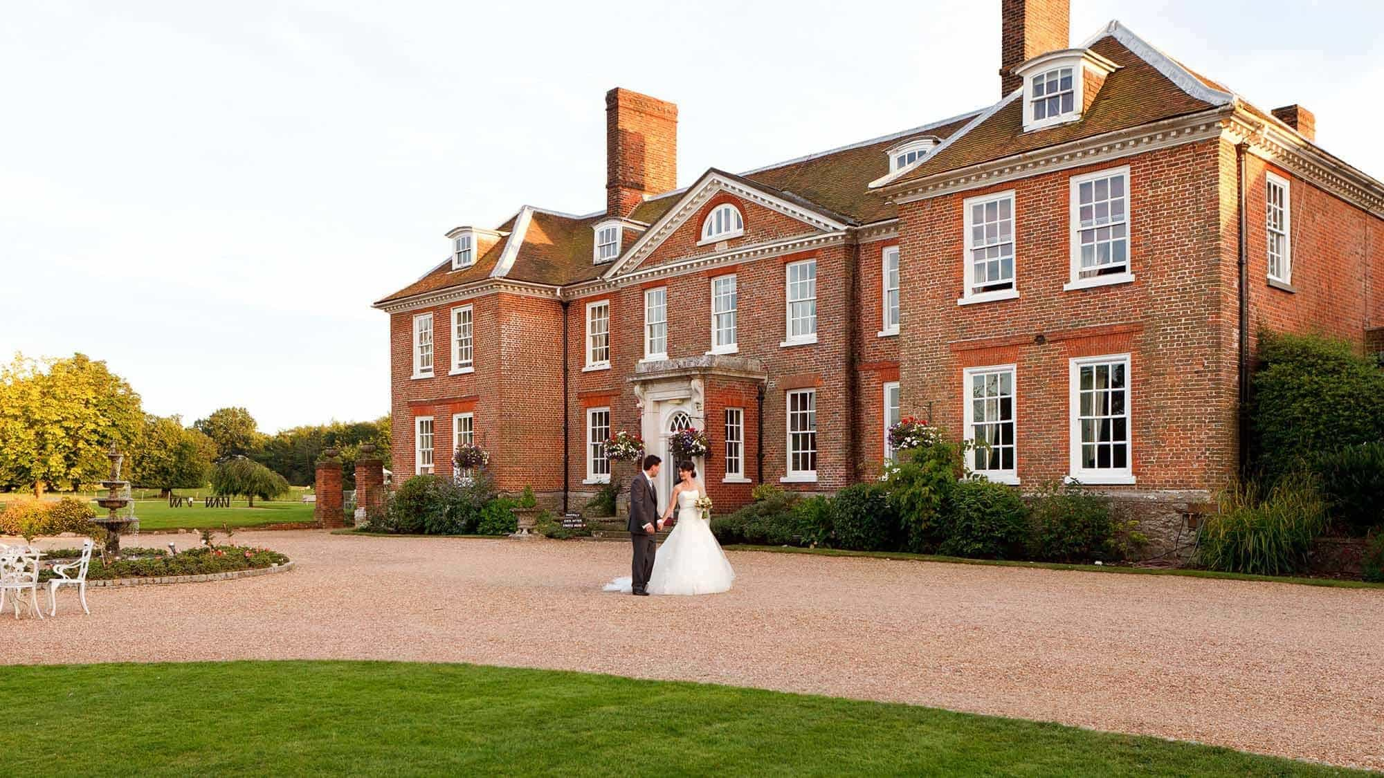 Maidstone Wedding Venue Lenham Chilston Park Hotel