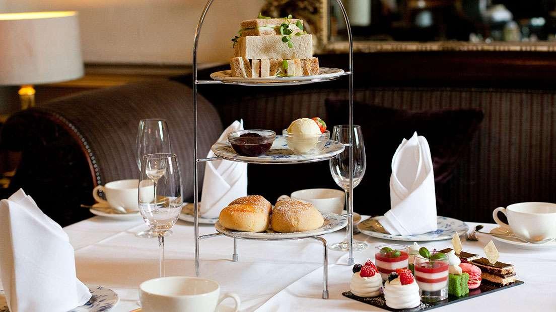 Chilston Park Hotel Afternoon Tea
