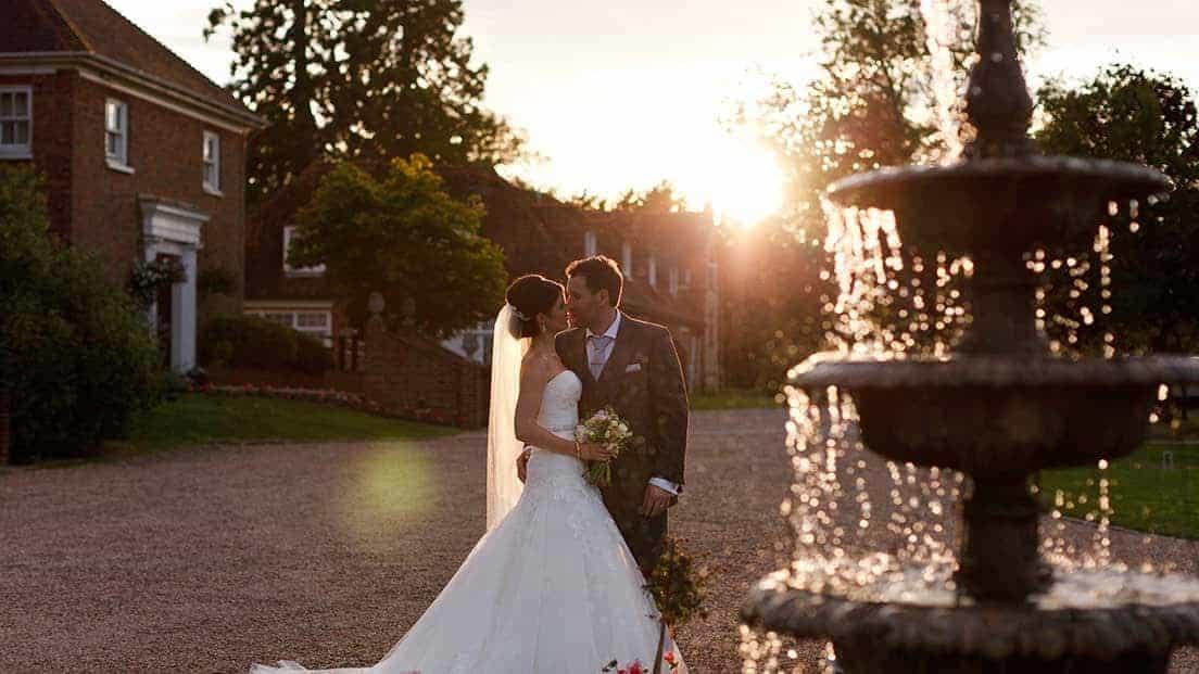 Exclusive Use Wedding Package In Lenham Kent
