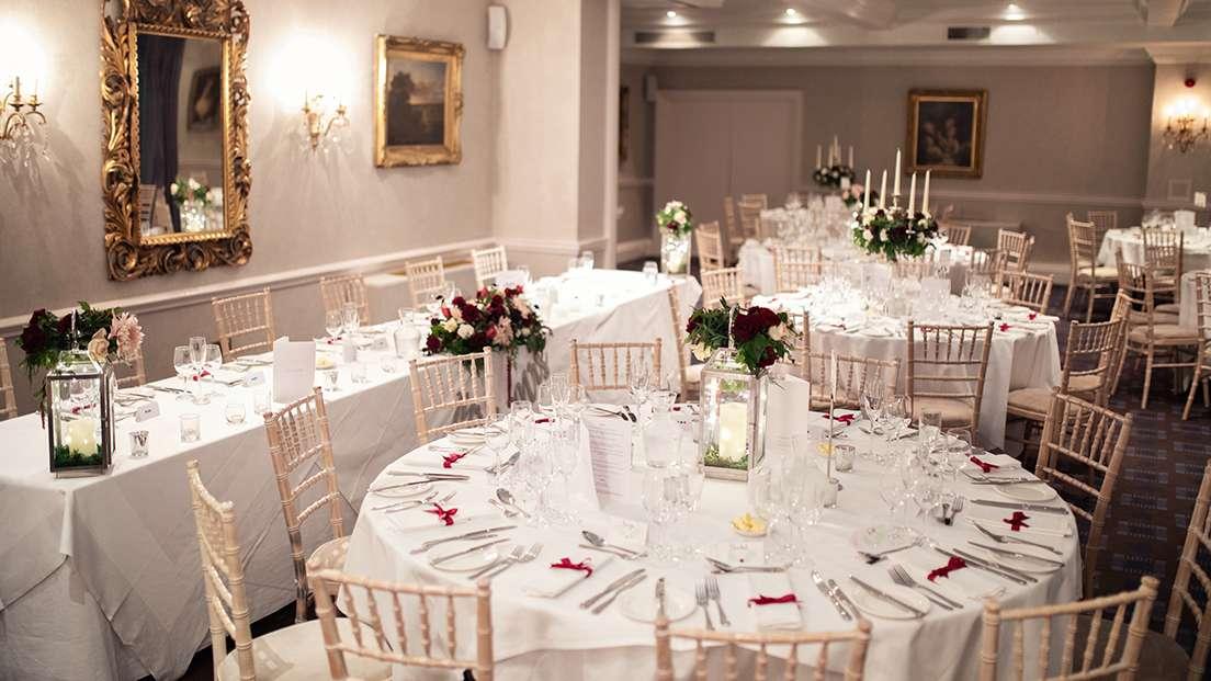 Maidstone Wedding Venue Lenham Chilston Park Hotel