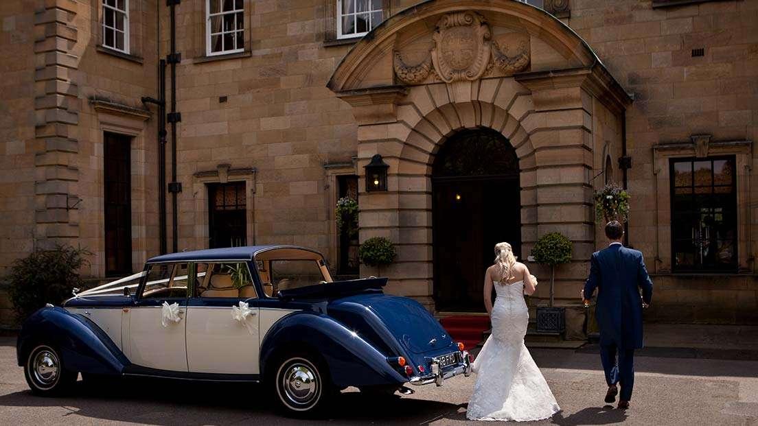 Romantic Wedding venue in North Yorkshire - Crathorne Hall ...