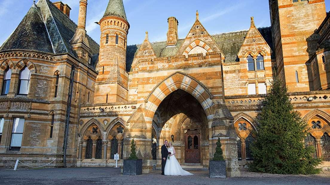 Wedding Venue In Warwickshire Ettington Park Hotel