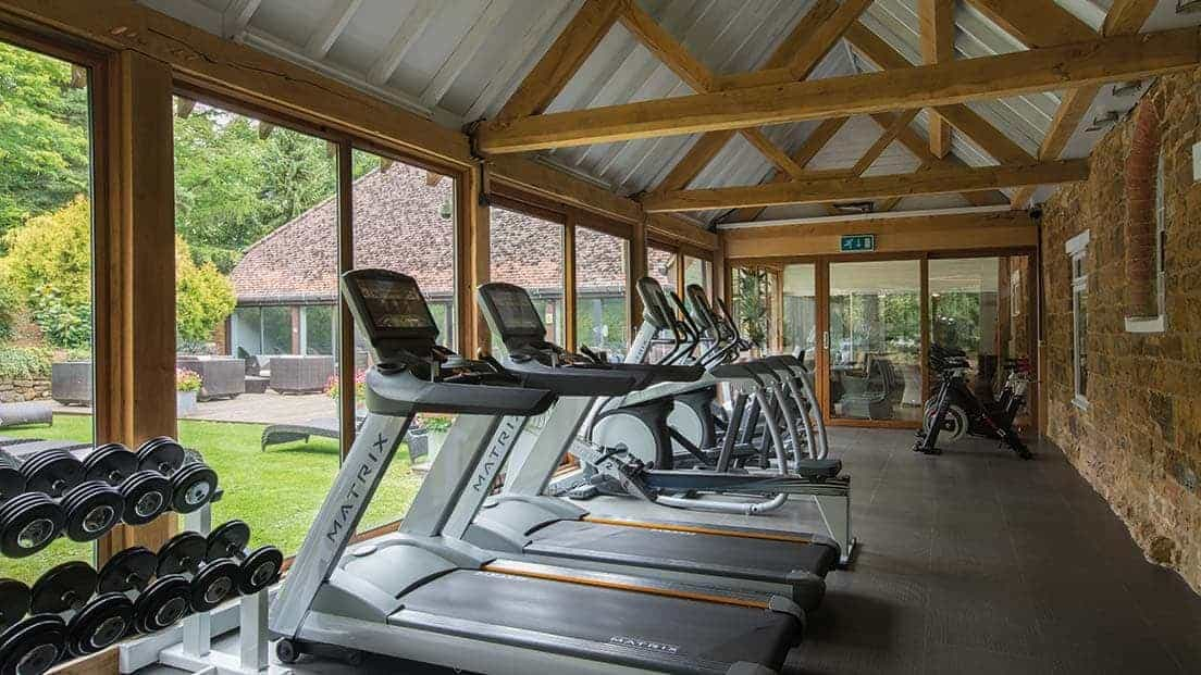Gym in Northamptonshire - Fawsley Hall Hotel