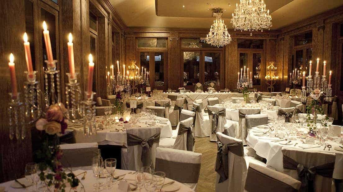 Wedding Venues In Northamptonshire Fawsley Hall Hotel