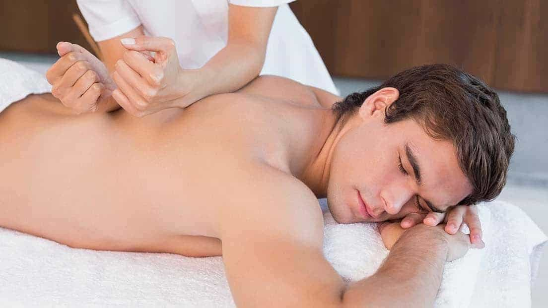 Elemis Deep Tissue Back Massage