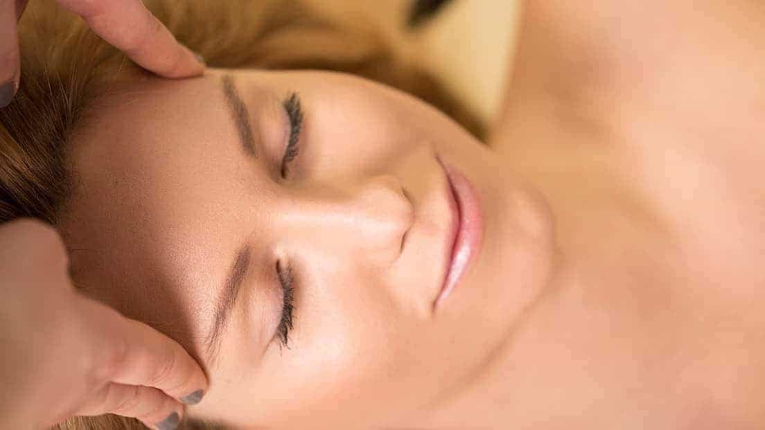 Comfort Zone Recover Touch express facial