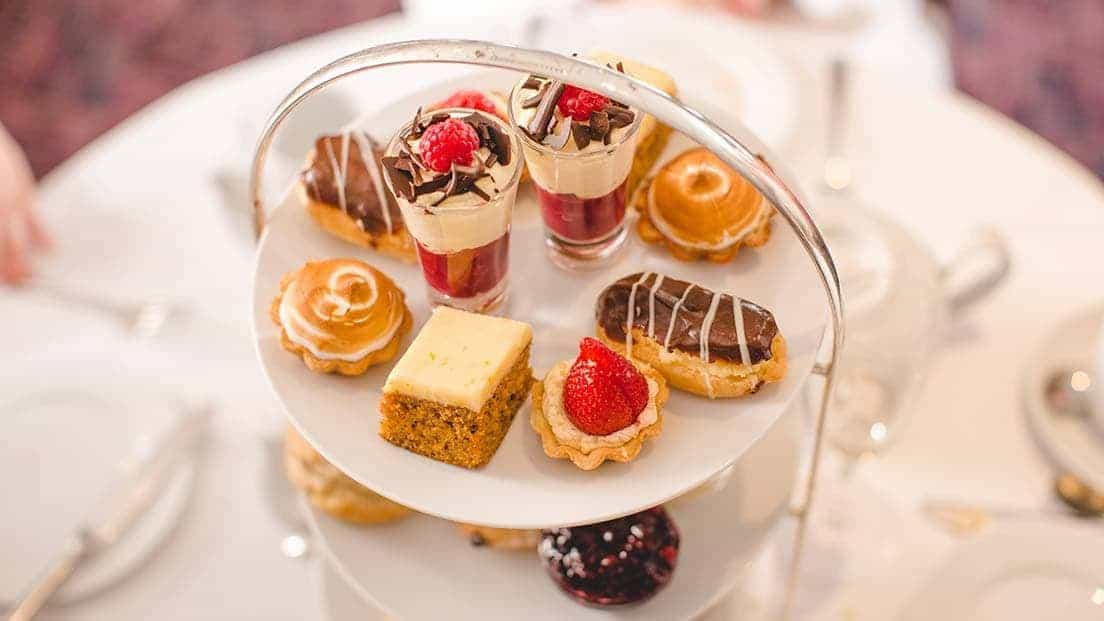 Indulgent Afternoon Tea For Two Spa Day