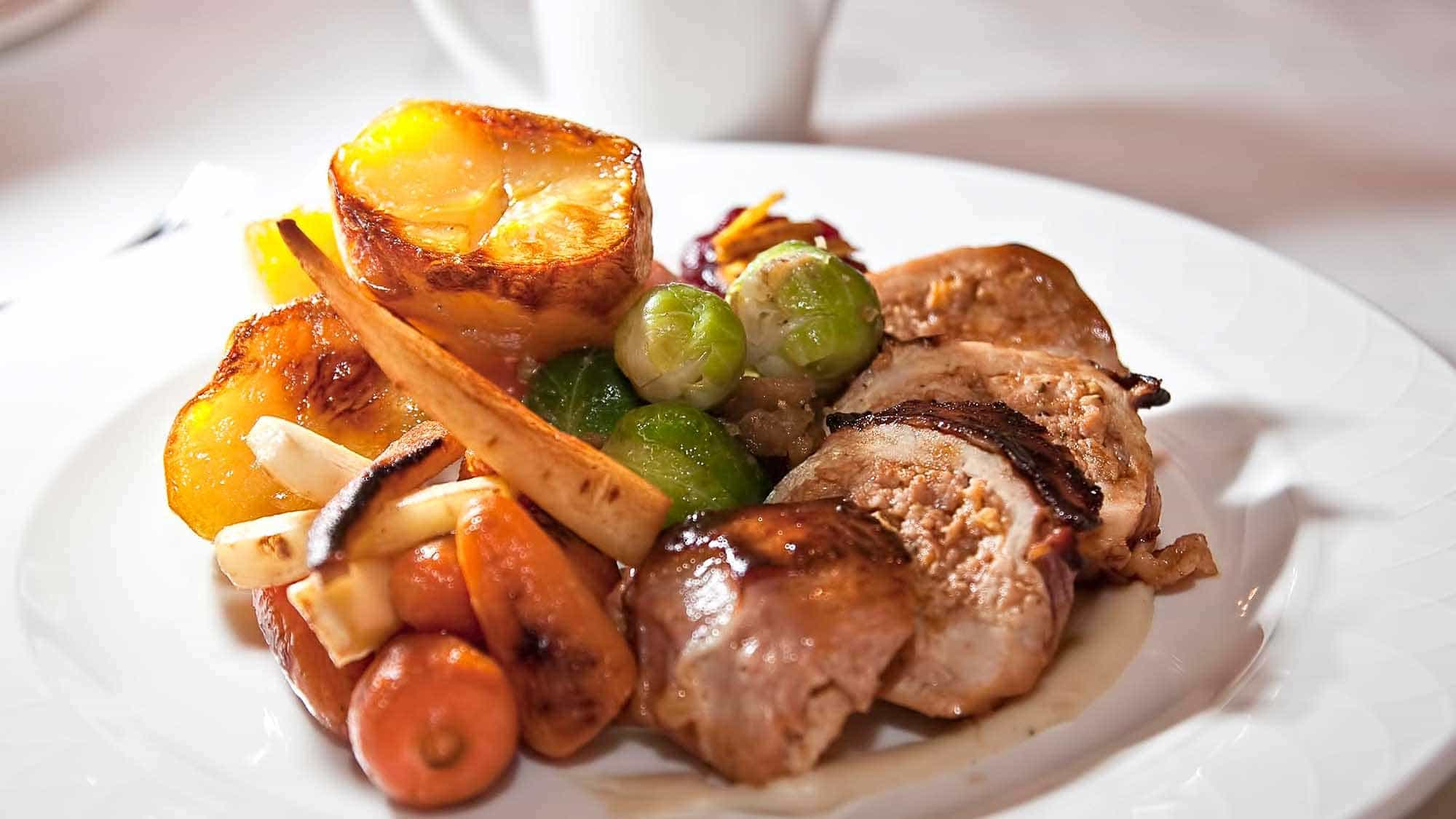 Family Sunday lunch offer