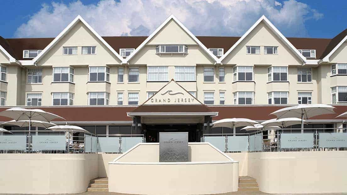 Wedding showcases at Grand Jersey Hotel & Spa