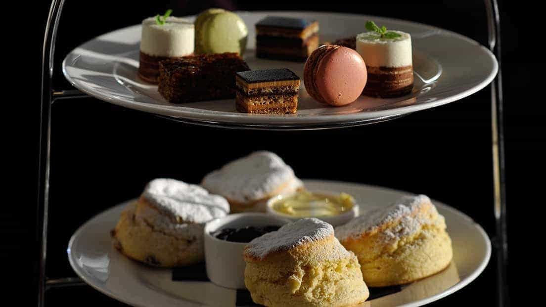 Traditional afternoon tea grand jersey hotel hand picked hotels afternoon tea forumfinder Image collections