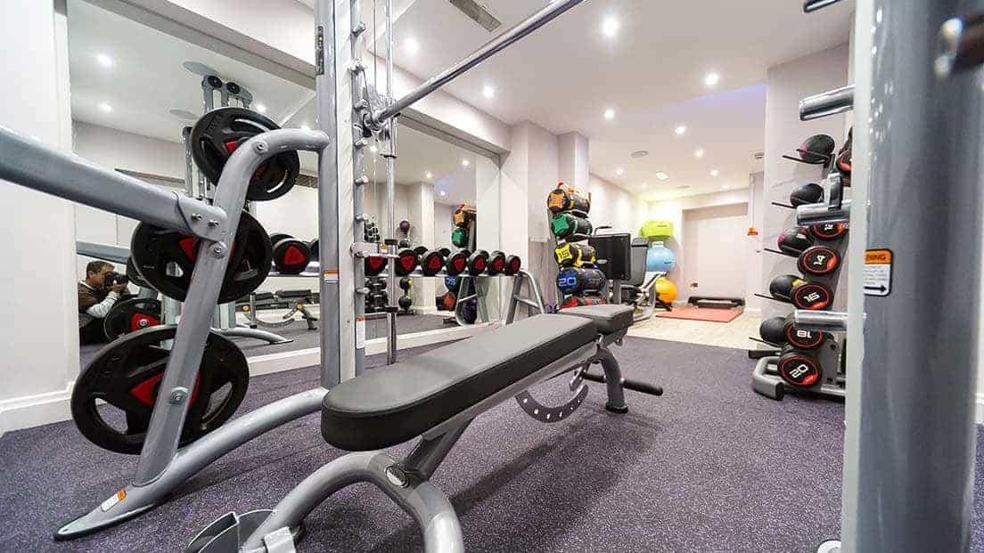 Grand Hotel Jersey Gym Membership