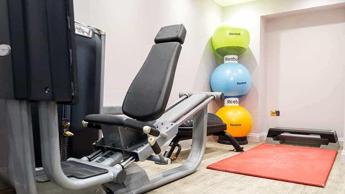 Gym in st helier jersey grand hotel