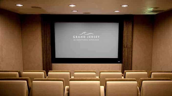 Private cinema parties