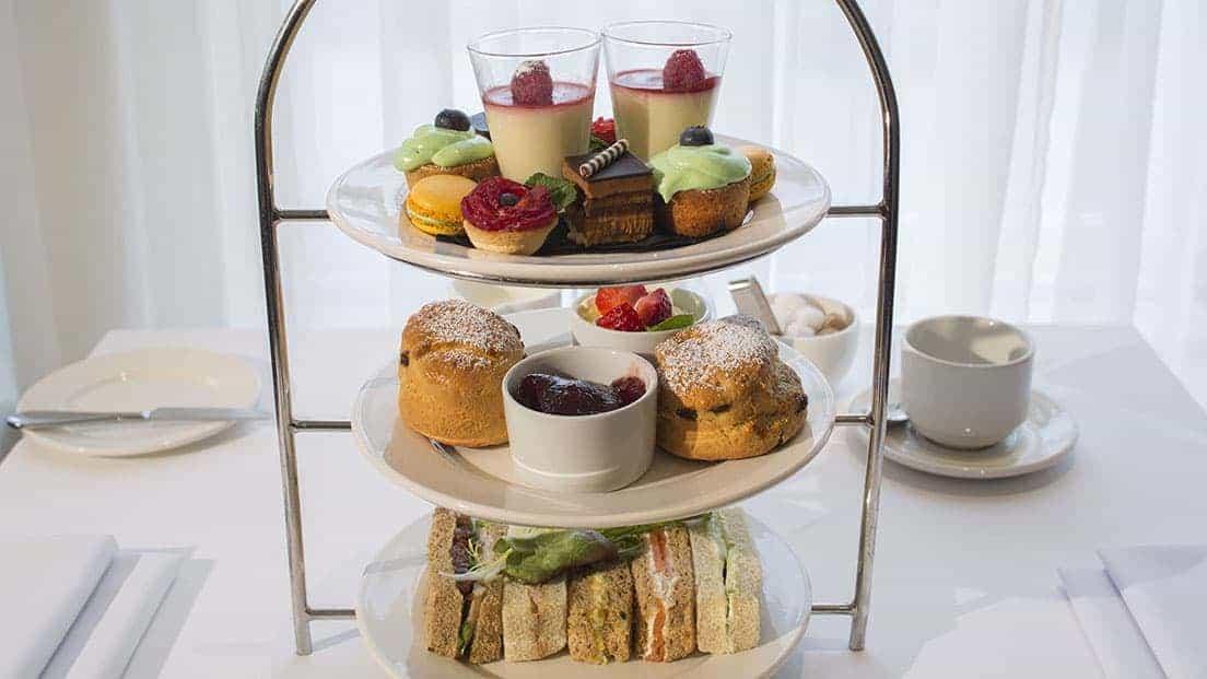 Famous Tea Restaurant In London