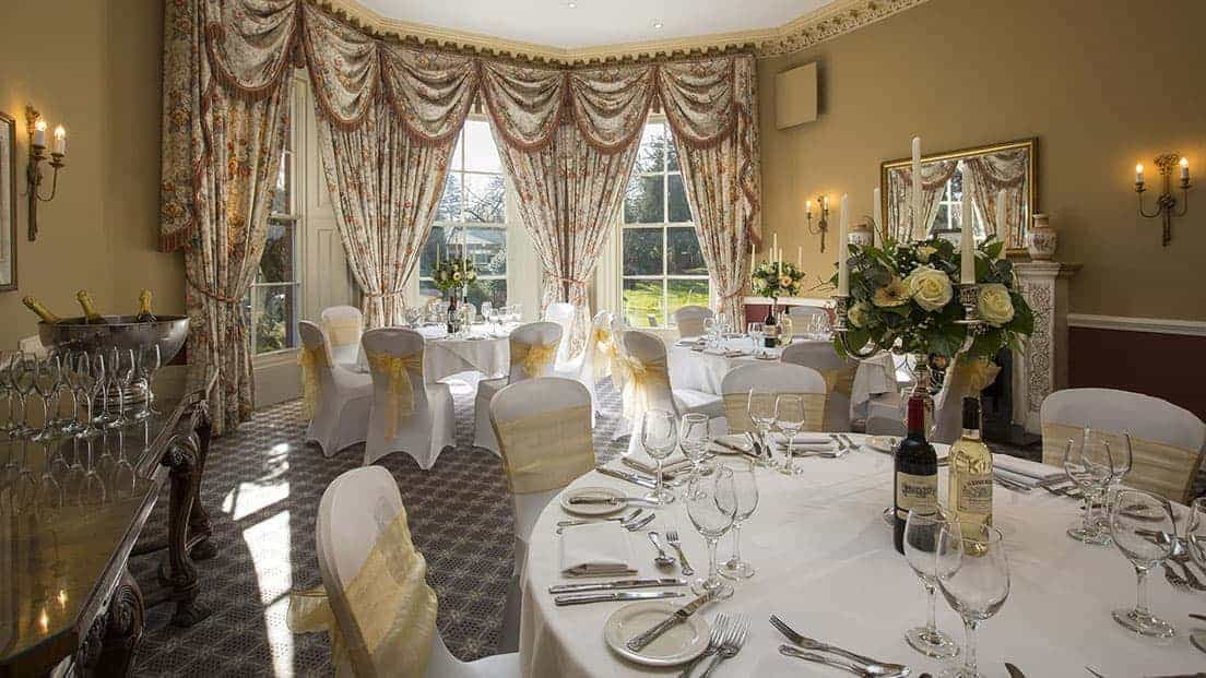 Funeral Receptions In London Hendon Hall Hotel