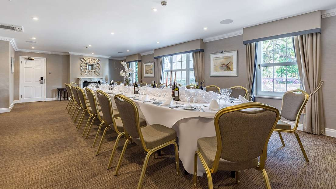Private dining and celebrations packages n st brelade 39 s for Best private dining rooms nj