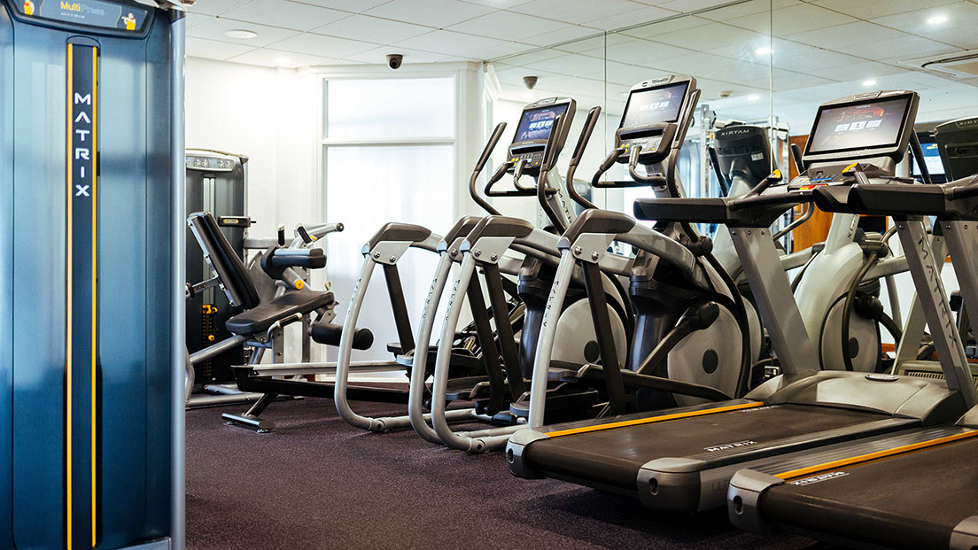 Fitness and health club facilities in jersey l horizon