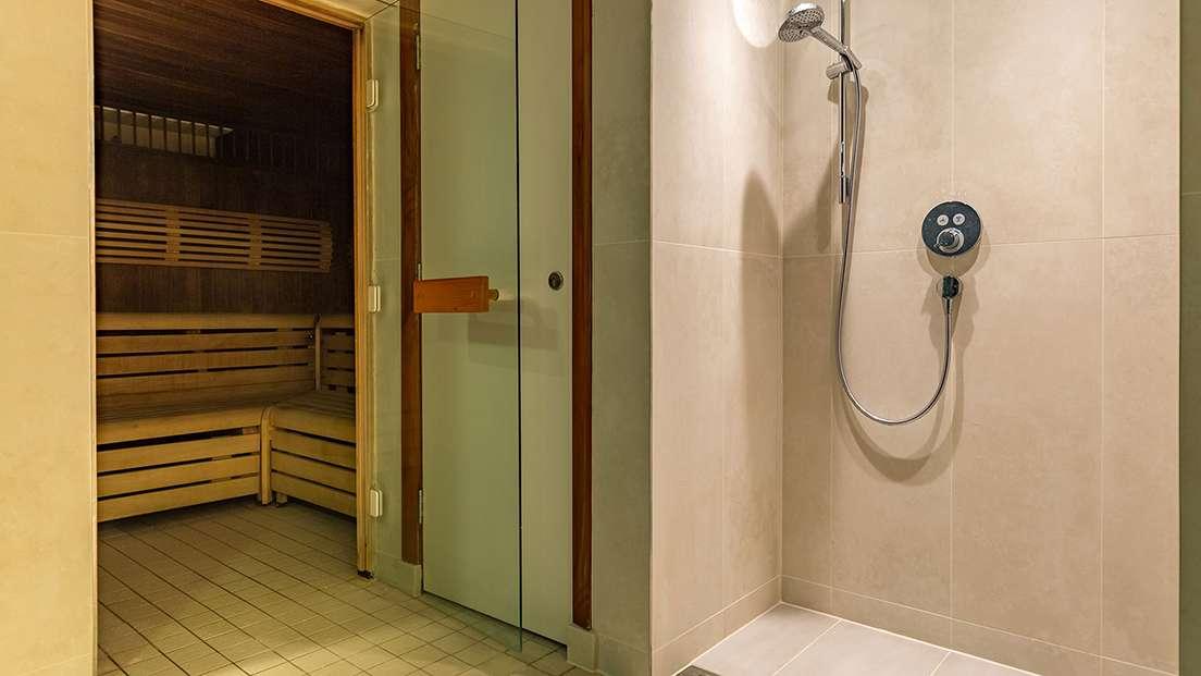Sauna In Jersey   Lu0027Horizon Beach Hotel