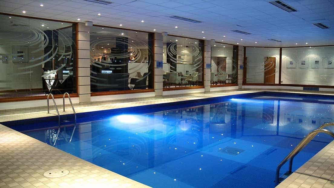 Fitness And Health Club Facilities In Jersey L 39 Horizon Beach Hotel