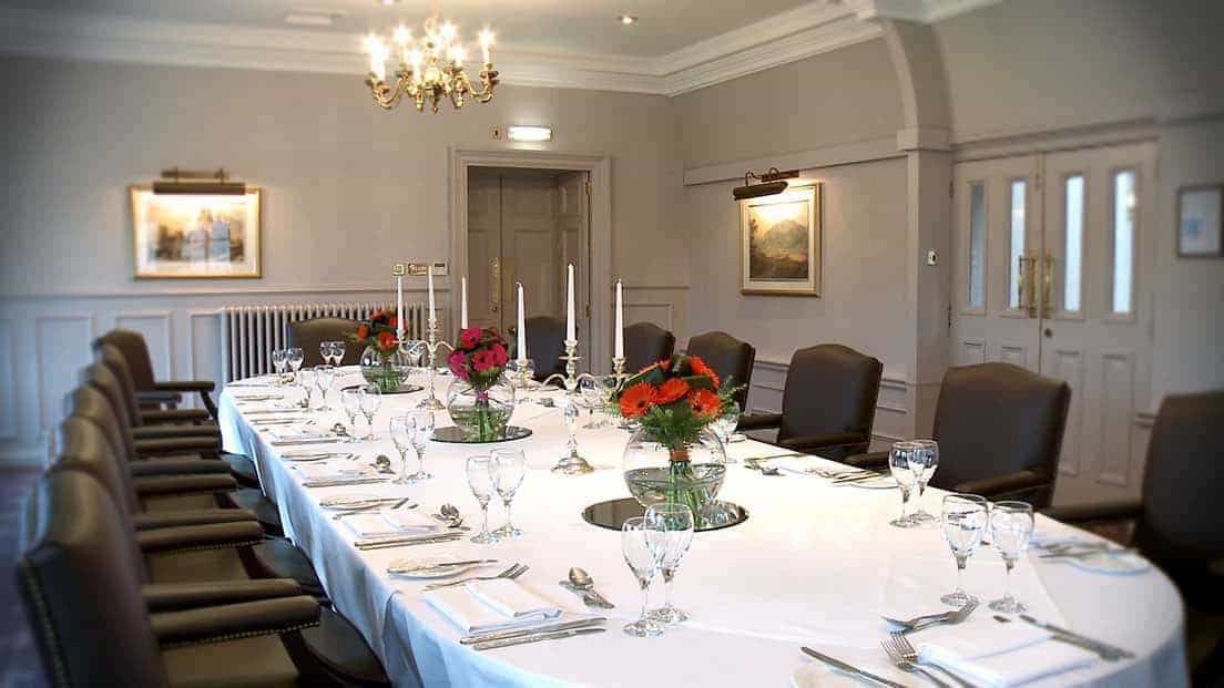 Private dining and celebrations packages in edinburgh for Best private dining rooms edinburgh