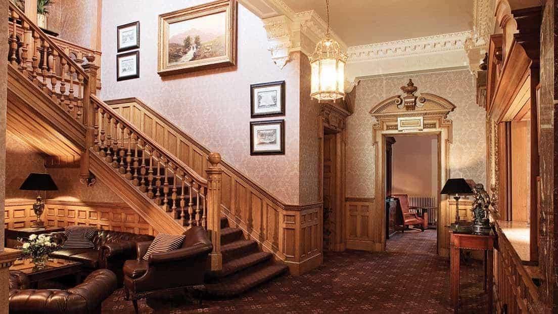 Small Luxury Hotels Edinburgh Scotland