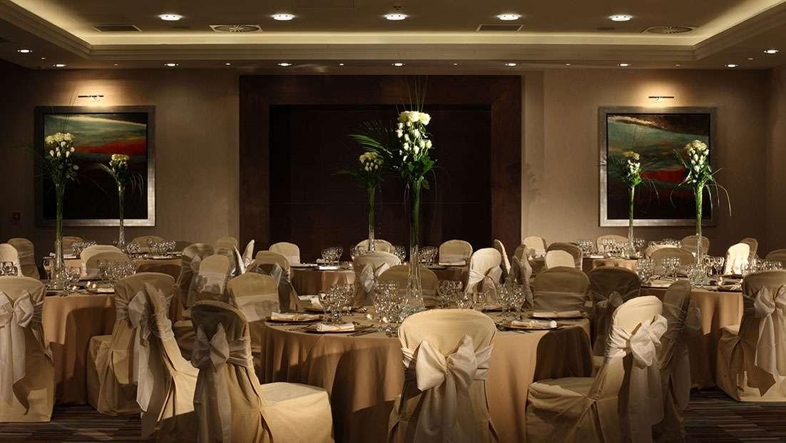 Edinburgh Wedding Venue Reception Norton House Hotel
