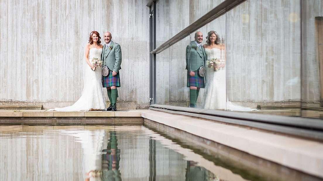 Discover Our Edinburgh Wedding Venue