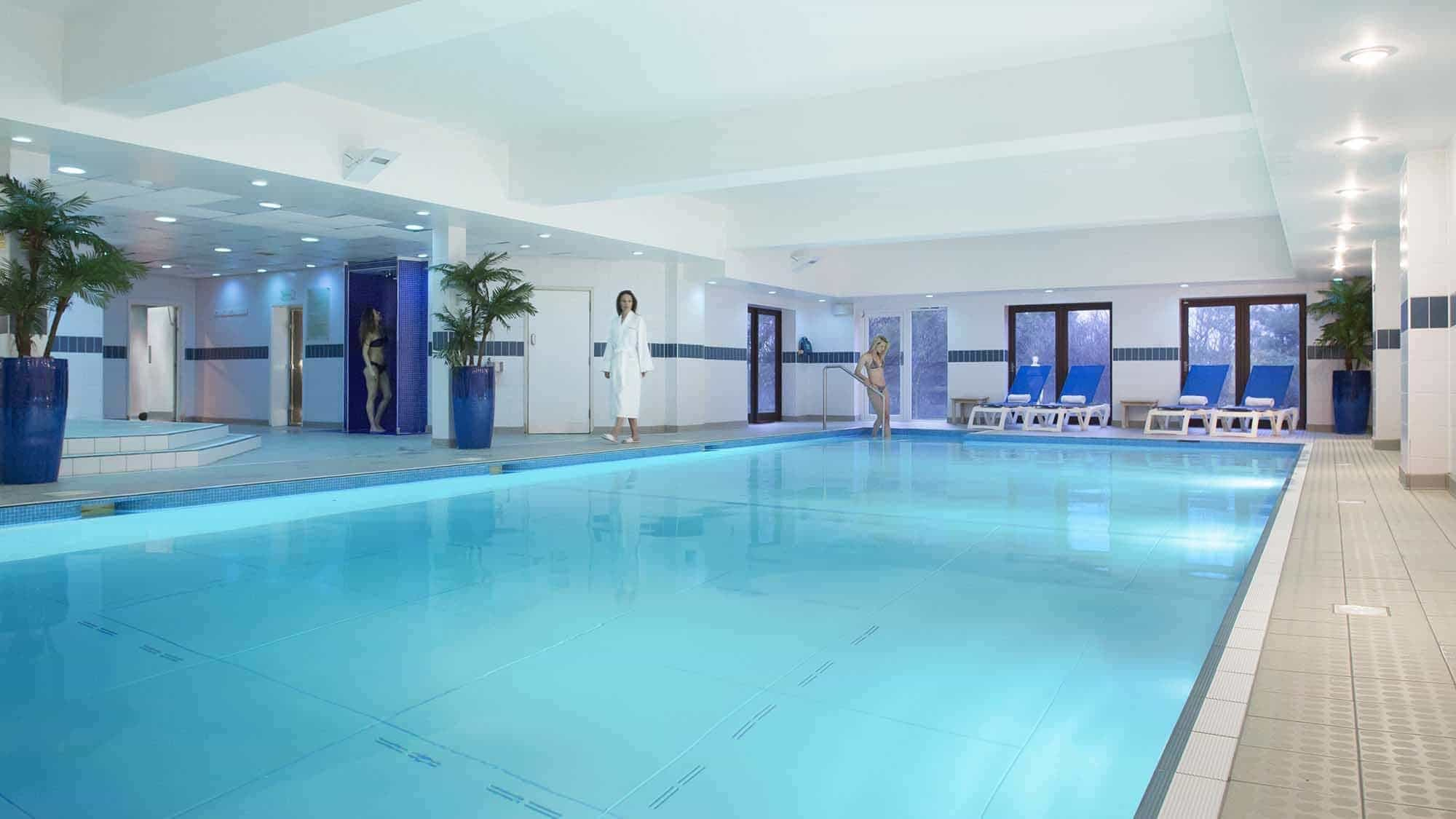 Swimming Pool Near Redhill Surrey