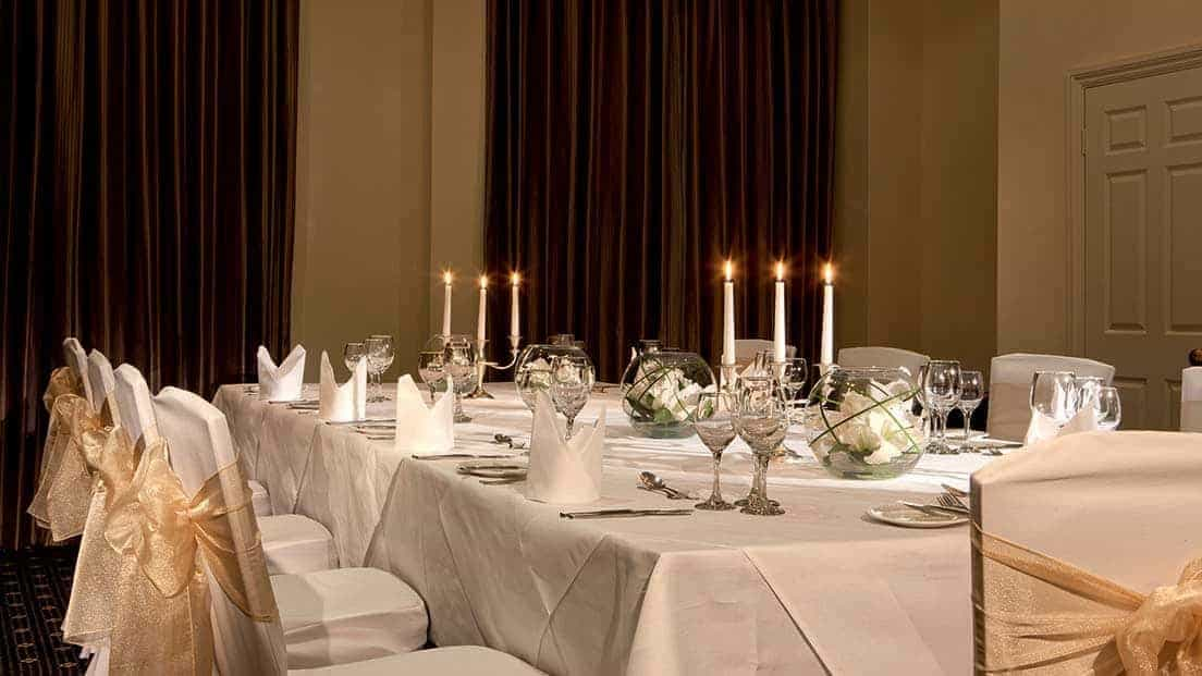 Wedding venues in surrey nutfield priory hotel for The dining room leigh