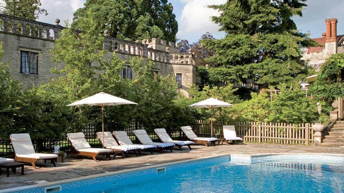 Rhinefield House Spa Hotel Spa Days In New Forest Hand Picked Hotels
