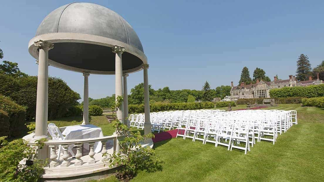 Bay Willow Wedding Package In Hampshire At Rhinefield House Hotel