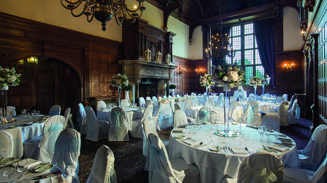 Wedding Venues In Hampshire Rhinefield House Hotel