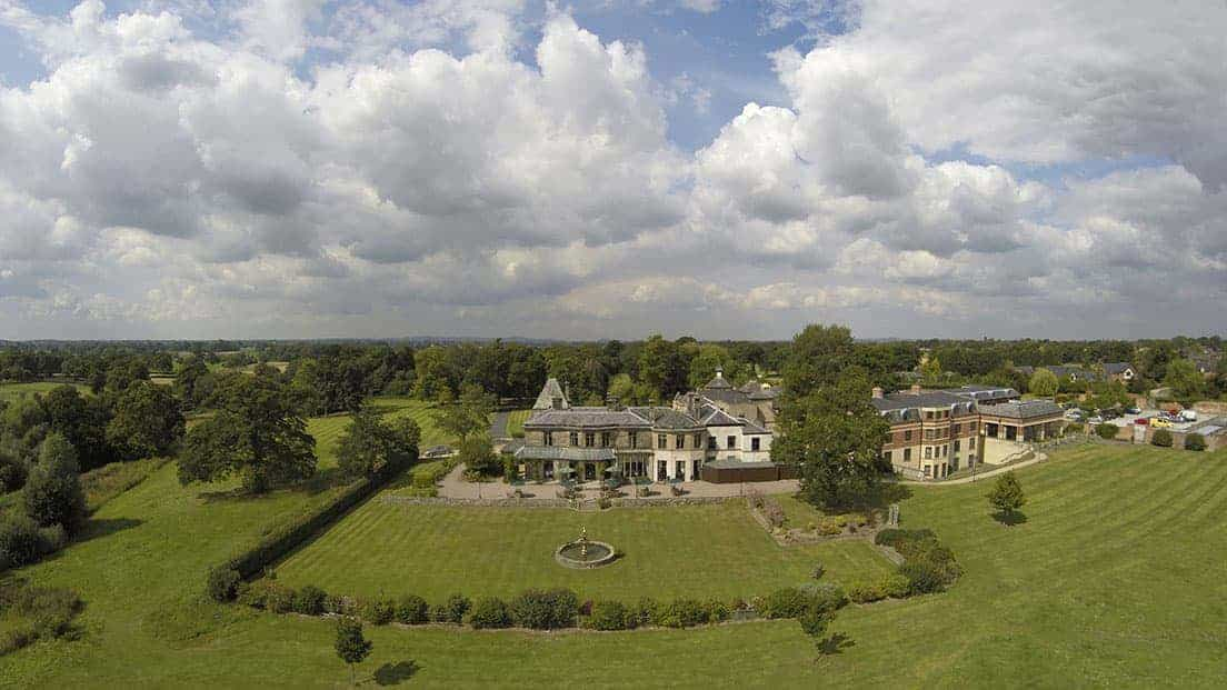 Luxury Hotel In Cheshire Country House Hotel In Nantwich