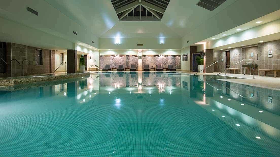 Crewe Hall Hotel Gym Membership