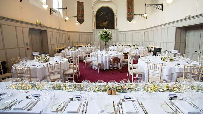 St Anne's Wedding Package