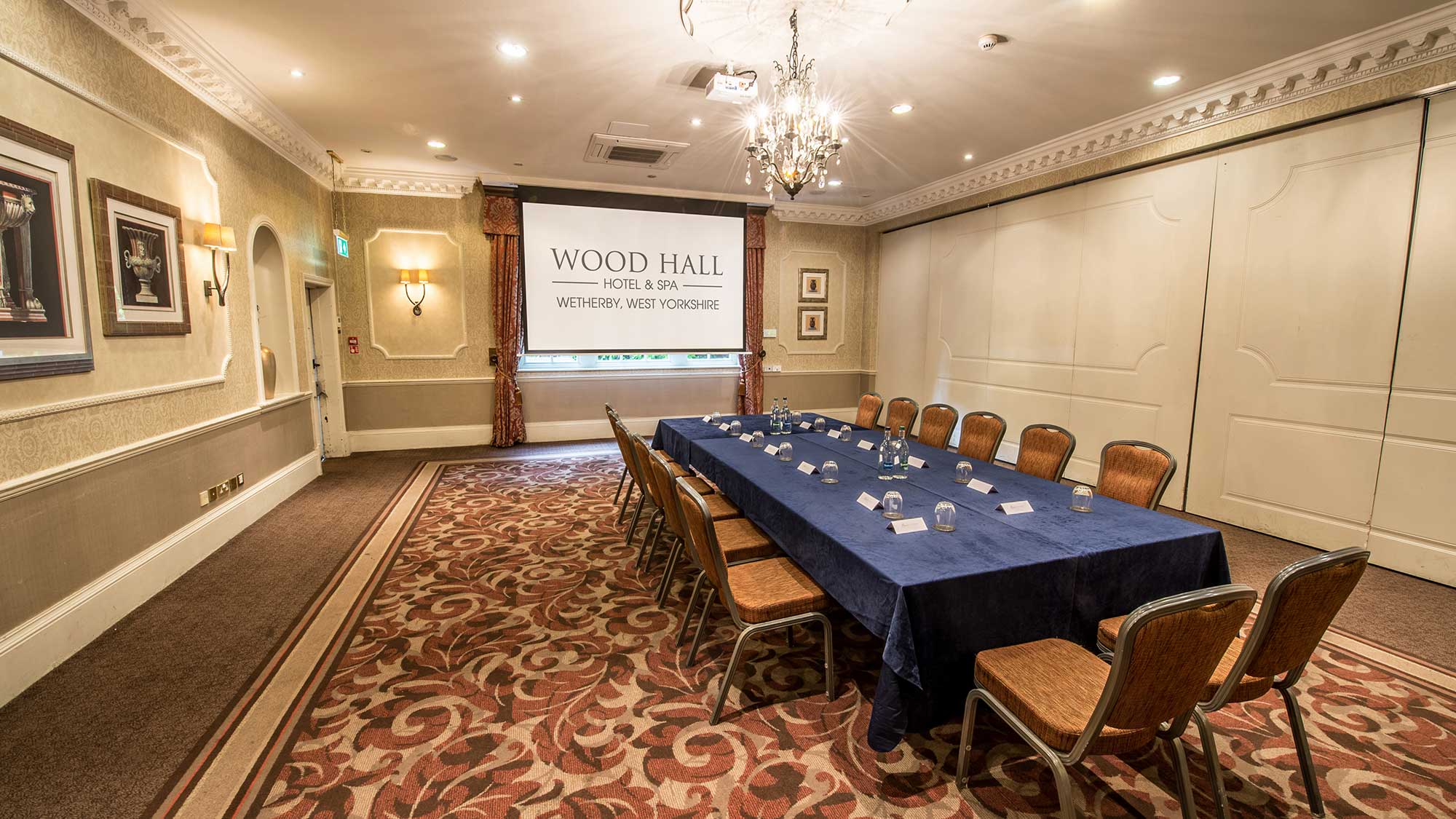 Wood Hall Training Package