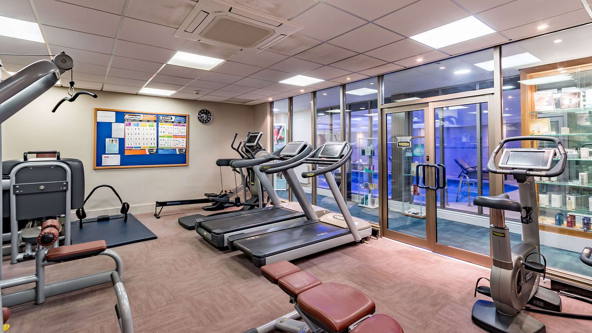Join Wetherby Gym Wood Hall Hand Picked Hotels