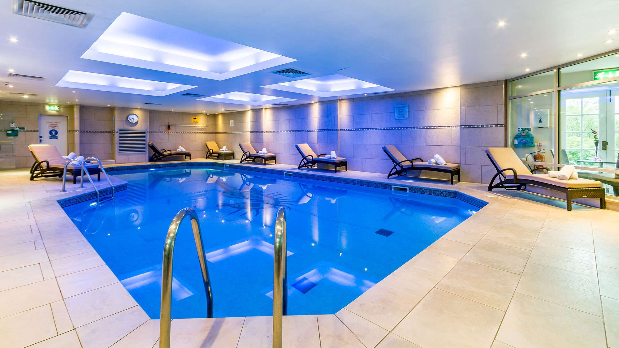 Swimming pool near wetehrby yorkshire for Fitness club with swimming pool