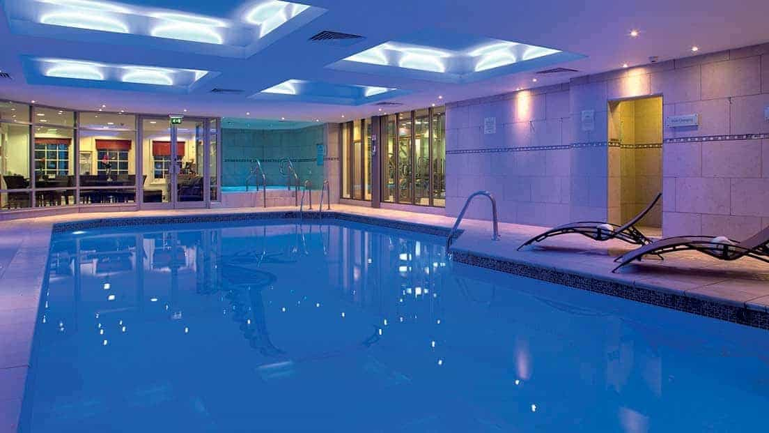 Luxury hotel in yorkshire country house hotel in - Wetherby swimming pool swim times ...